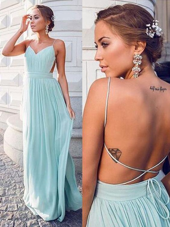 sexy backless prom dresses, formal dresses, wedding party dresses, graduation party dresses, sweet 16 dresses