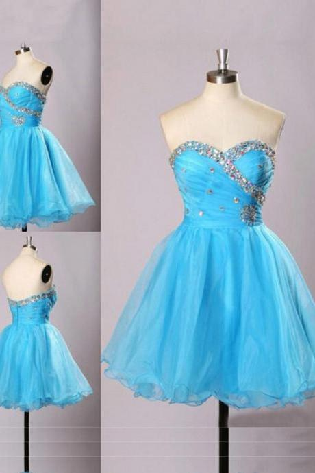 Graduation Party Dresses Homecoming Dress pst0878