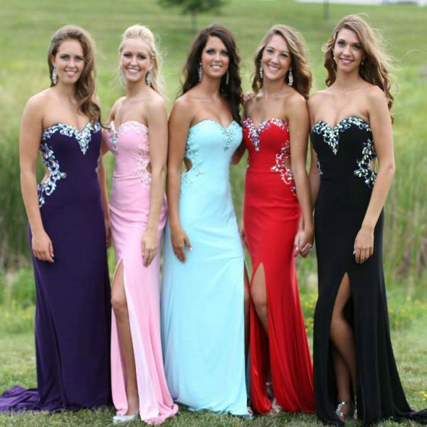 Prom Dresses Sweetheart pst0315